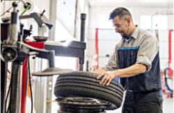 Tire Repair & Tire Installation